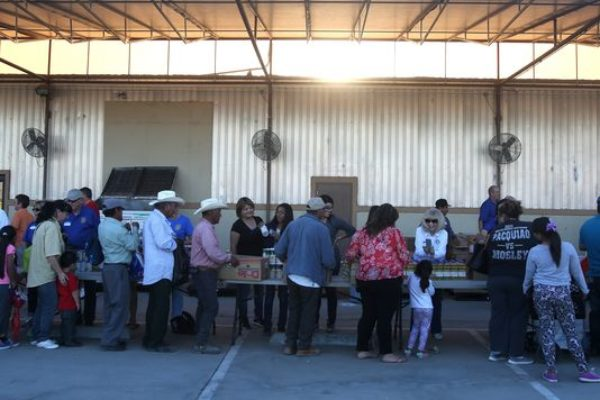 Migrant farm workers to get new 'comfort station'