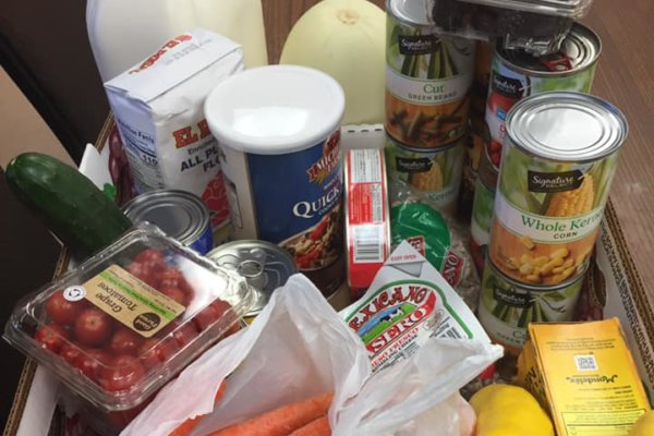 Food Distribution Update March 23, 2020