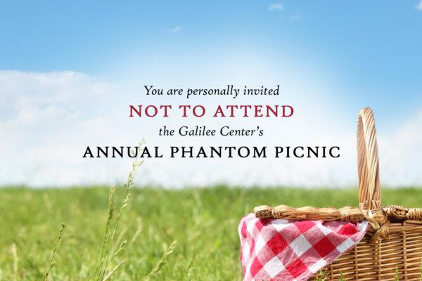 Galilee Center's Annual Phantom Picnic 2021